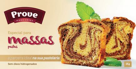 Margarina Massas