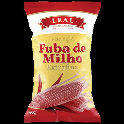 FUBA DE MILHO AMARELA EXTRAFINA